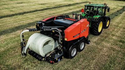 Passion for Bales - Save costs with a smart approach to wrapping